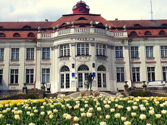 Karlovy Vary | Alžbětiny lázně
