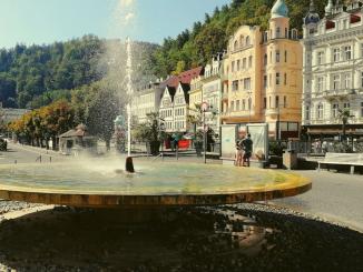 Karlovy Vary | Vřídlo